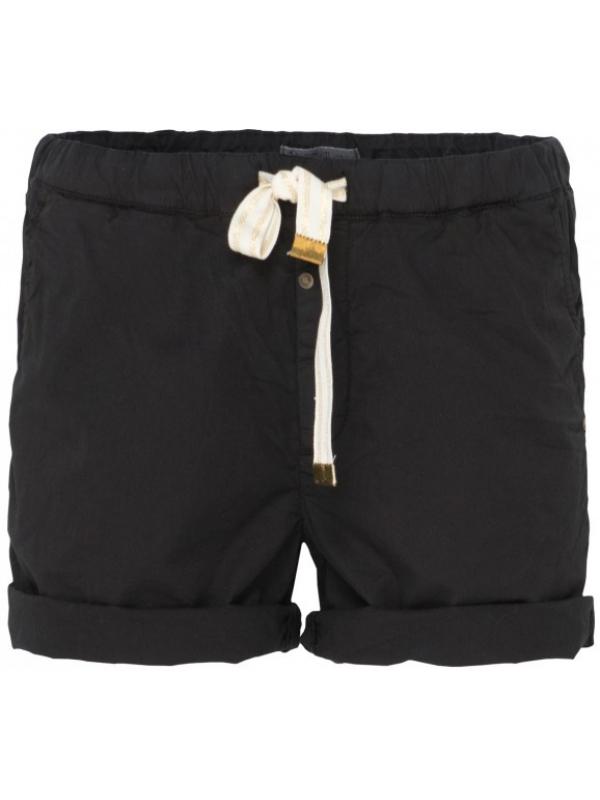 Zwarte korte dames broek Summum - 4s1557