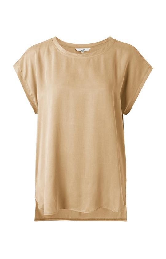 Bruin dames shirt - Ya Ya - 90812