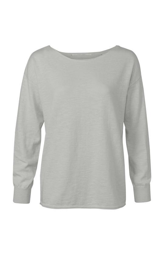 Grijze dames sweater - Ya Ya - 1000289-121 - 34104