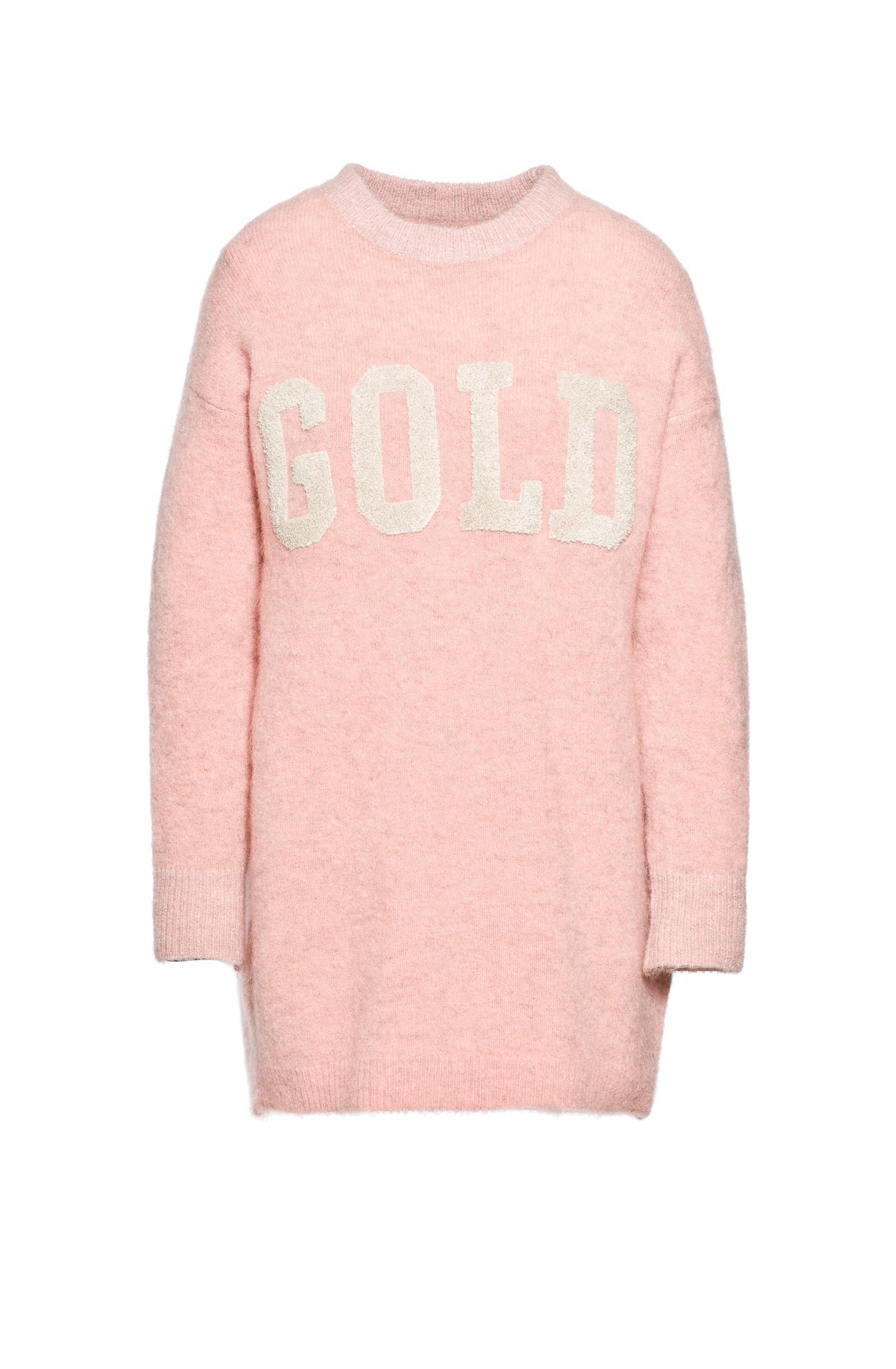 Roze dames trui Goldbergh GB43-20-163