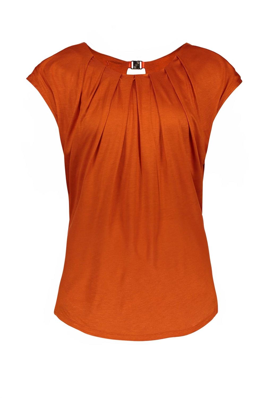 Oranje dames top Summum - 3s4142