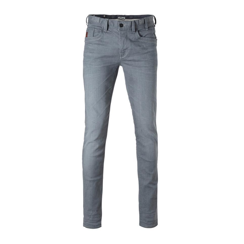 Grijze heren jeans L34 Vanguard - VTR525-GRB