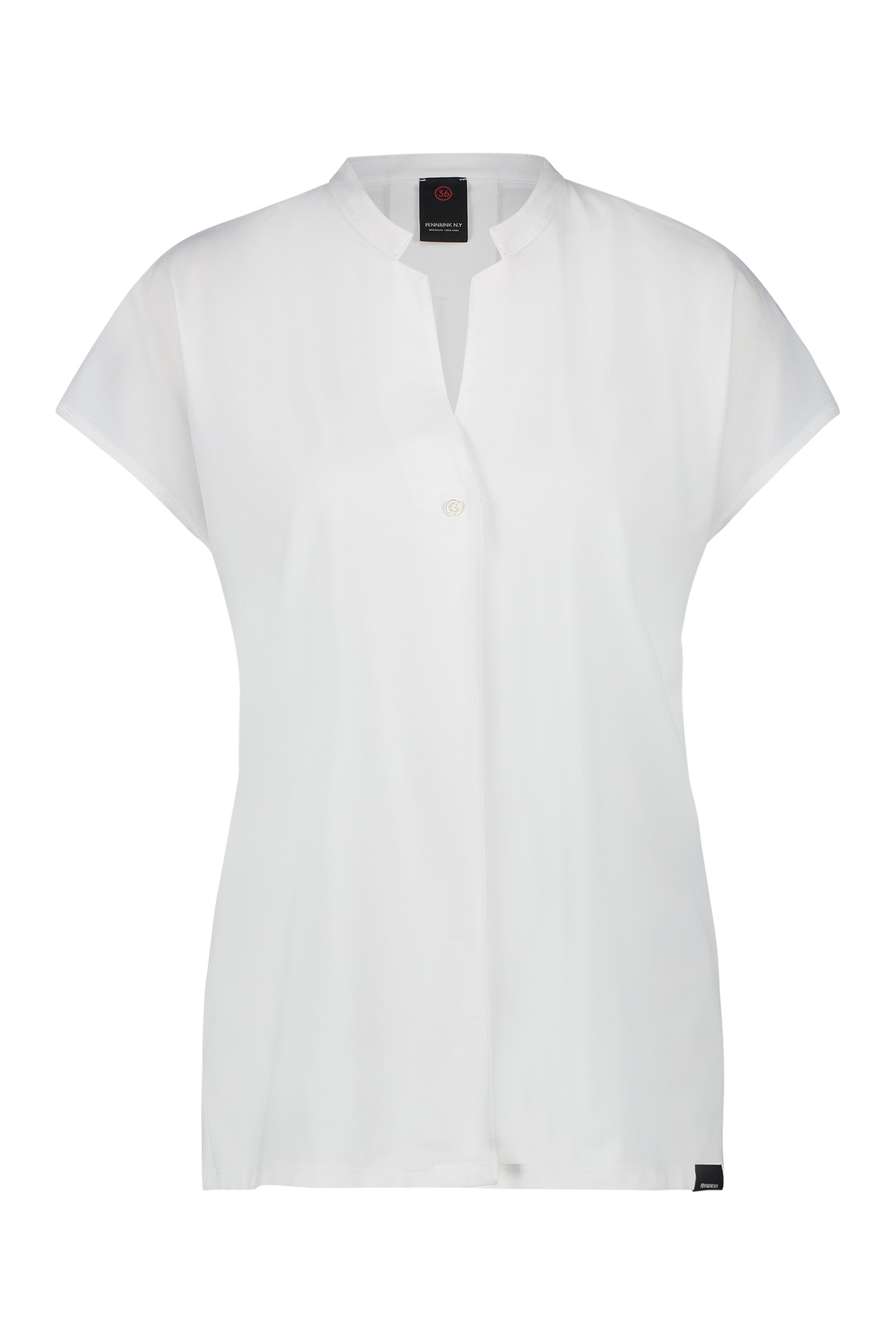 Witte dames top Penn & Ink - W19N571