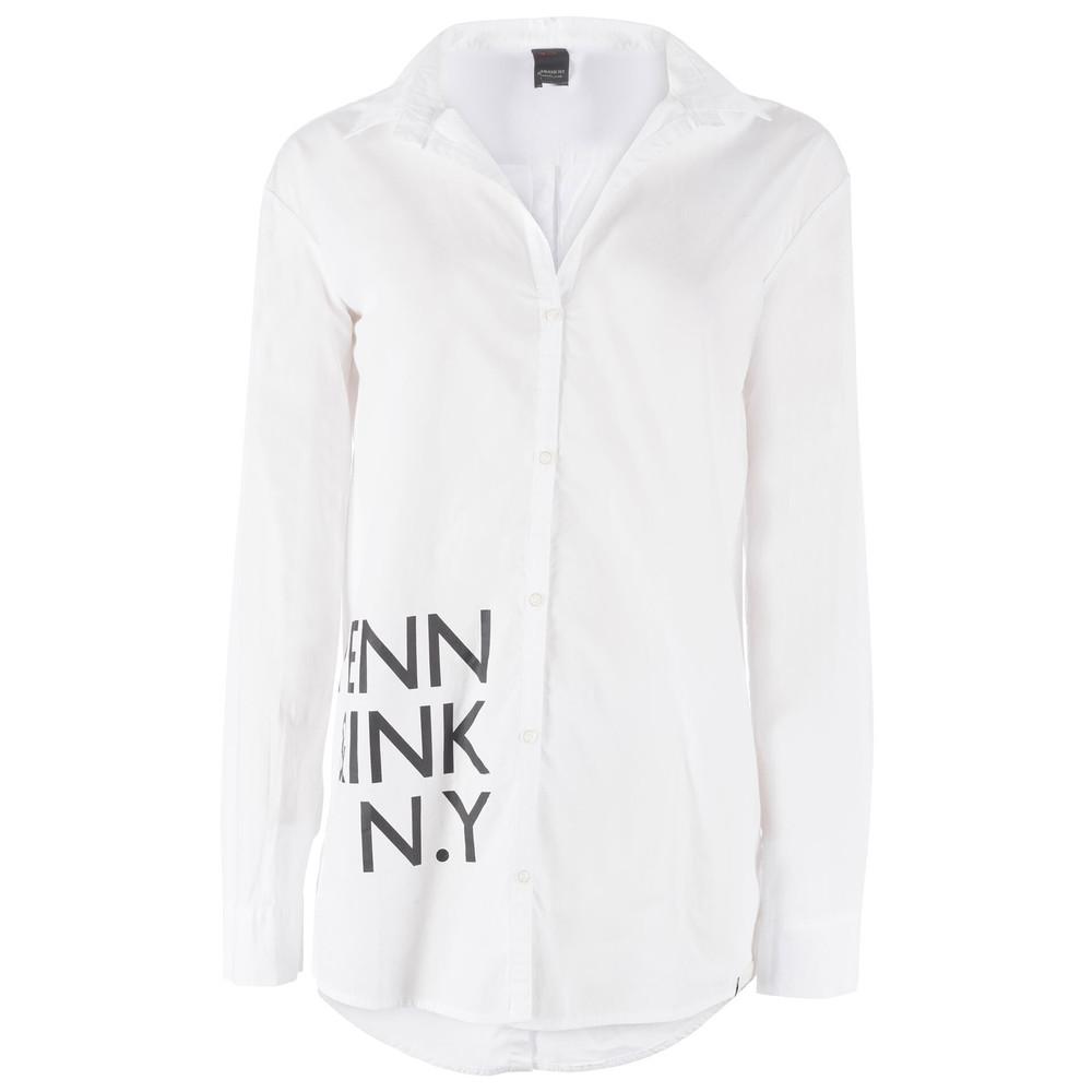 Witte dames blouse Penn&Ink - W216T20