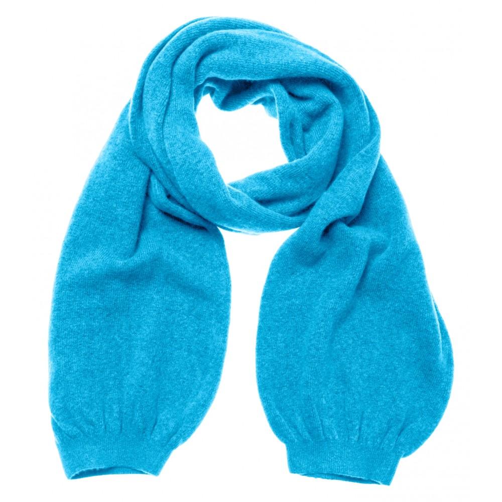 Blauwe dames sjaal YAYA - 130009-824