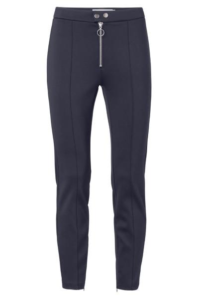 Donker blauwe dames legging YAYA - 126001-824