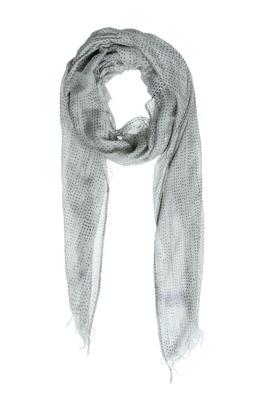 Grijze dames sjaal - Ya Ya - 1301114-121 - 34101