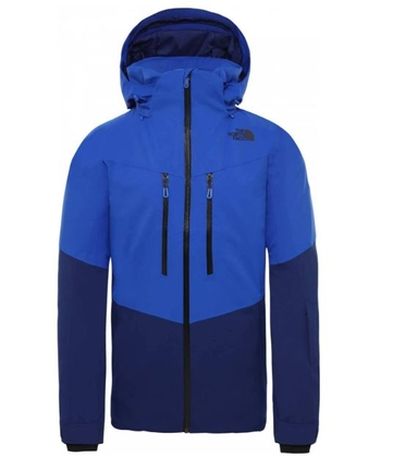Blauwe heren jas The North Face Chakal - NF0A4ANCG3B