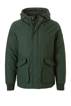 Groene jas heren Scotch & Soda - 145186 - 2391