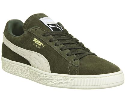 Sportique Zeewolde :: HEREN :: Groene heren schoenen Puma ...
