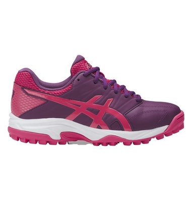 Paars Rose Dames Hockeyschoen Asics Gel-Lethal MP 7 - P666Y