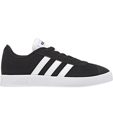 d98dfbc3563 Sportique Zeewolde :: HEREN :: zwart witte heren sneaker Adidas VL ...