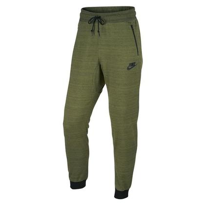 fd11e965715 Sportique Zeewolde :: SPORT :: Groene heren joggingbroek Nike